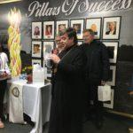 Bishop Andriy Rabiy Visits Saint Basil Academy