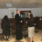 PRESS RELEASE: Visit from Metropolitan Borys Gudziak