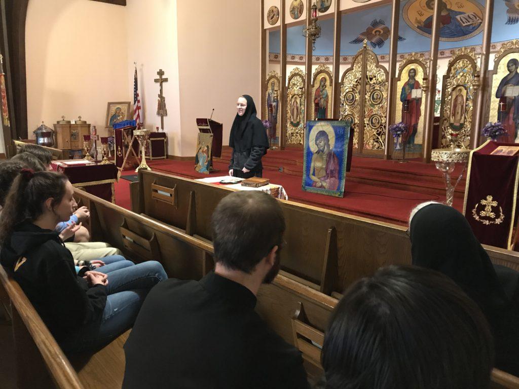 Lock-In Retreat for Youth - Ukrainian Catholic Eparchy of St. Josaphat