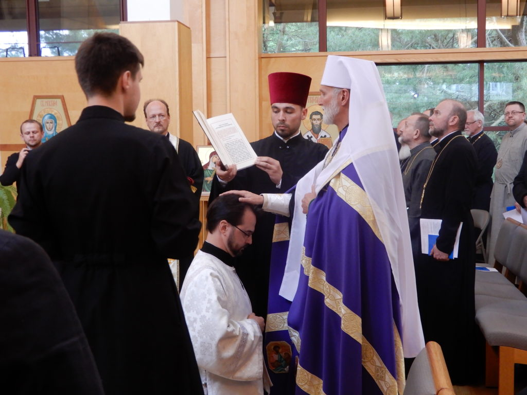 Encounter of Religious and Clergy