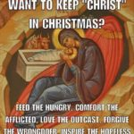 Celebrate Christmas with Works of Mercy!