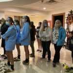 SBA Community Visits Motherhouse