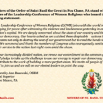Statement on Events in Washington